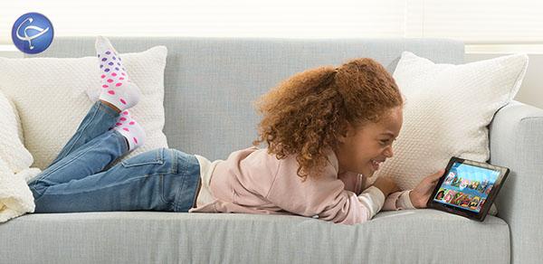 تاثیرات غیرقابل جبران بازی با تبلت و تماشا تلویزیون بر ذهن کودکان