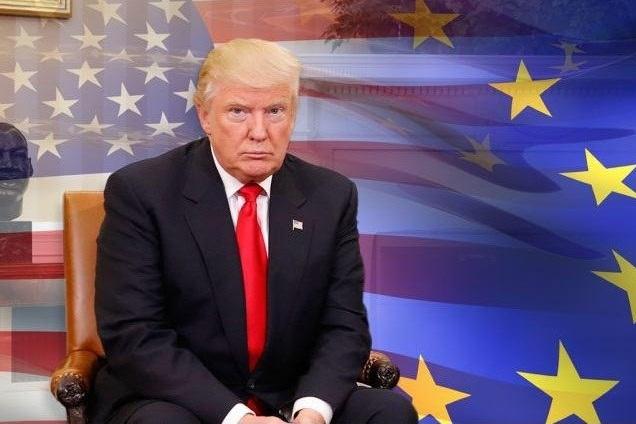 ترامپ: موانع تجاری که اروپا ایجاد کرده وحشتناک است