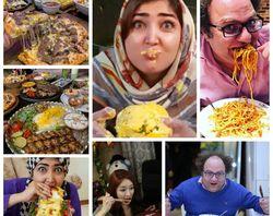 دستمزدهای میلیونی تسترهای غذا در اینستاگرام؛ از تبلیغ رستورانهای لاکچری تا رفتارهای عجیب برای جلب توجه + تصاویر