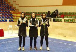 دانشجویان ووشوکار زنجانی در راه رقابتهای جهانی