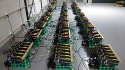 کشف ۱۵ میلیارد دستگاه ارز دیجیتال در زنجان