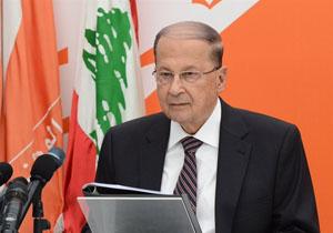 میشل عون: ادامه اعتراضات به اقتصاد لبنان آسیب میرساند