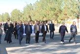 باشگاه خبرنگاران -همایش پیاده روی خانوادگی پیشگیری از دیابت دردلیجان