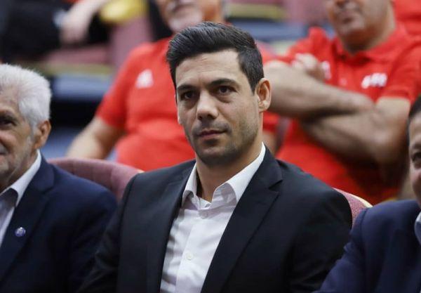 شکوری: ۲۴ ساعت به بازی با عراق باقی مانده و صحبت کردن درباره قرارداد ویلموتس حرفهای نیست