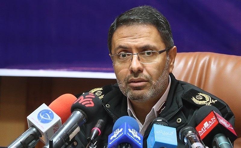 توضحیات پلیس راهور درباره علل افزایش ترافیک معابر شهر تهران