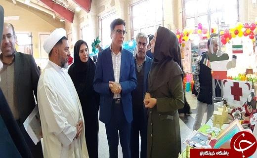 افتتاح نمایشگاه تخصصی