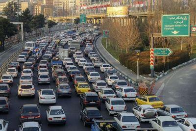 ترافیک نمایشگاه