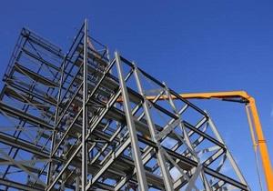 توزیع دستگاه سازه فلزی ساختمان در روستاهای چهارمحال و بختیاری