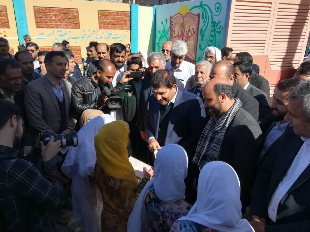 راهاندازی ۴۷ مرکز جامع سلامت و ۵ مدرسه در سیستان و بلوچستان