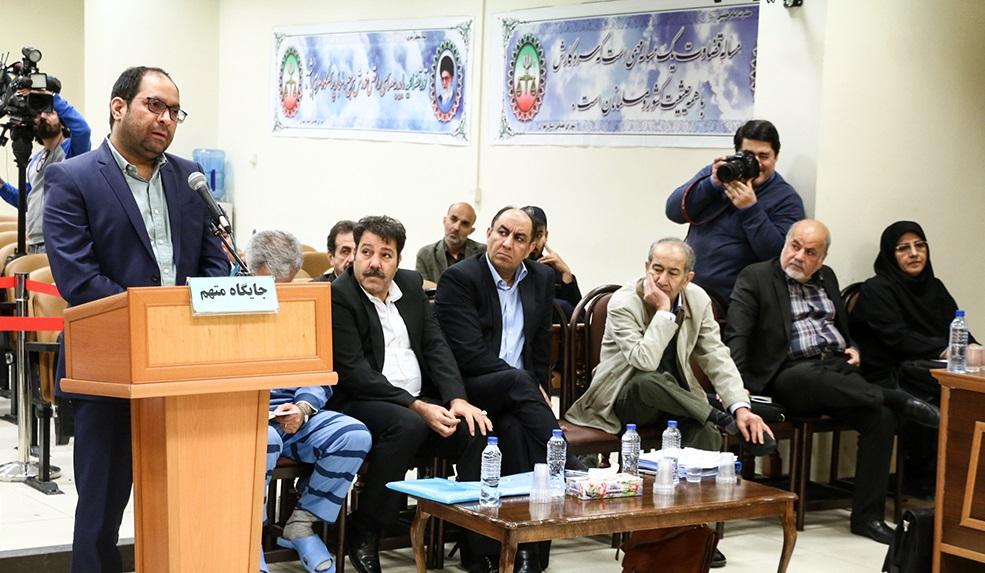 شبنم نعمت زاده دومین مفسد خانواده جنجالی/ پای داماد وزیر اسبق صنعت هم به دادگاه مفاسد اقتصادی باز شد