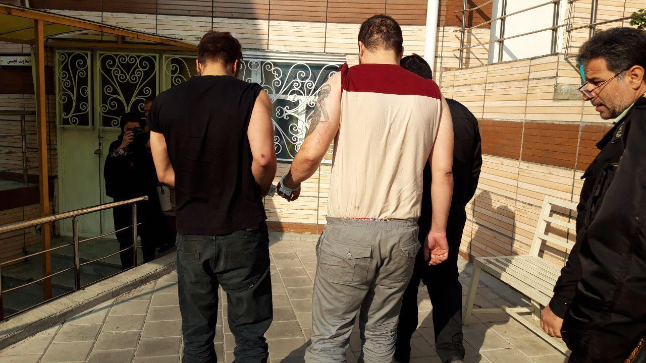 وردی که سارقان را از چشم پلیس محو میکند+ عکس