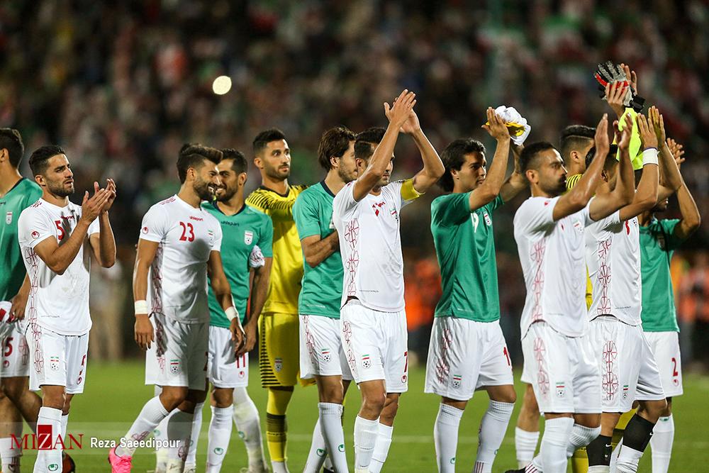 ذوالفقارنسب: تغییر محل بازی تیمهای ایران و عراق به نفع ما شد