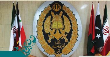 بازدید دانشجویان کشورهای عضو کنفرانس وحدت از دانشگاه ستاد و فرماندهی ارتش