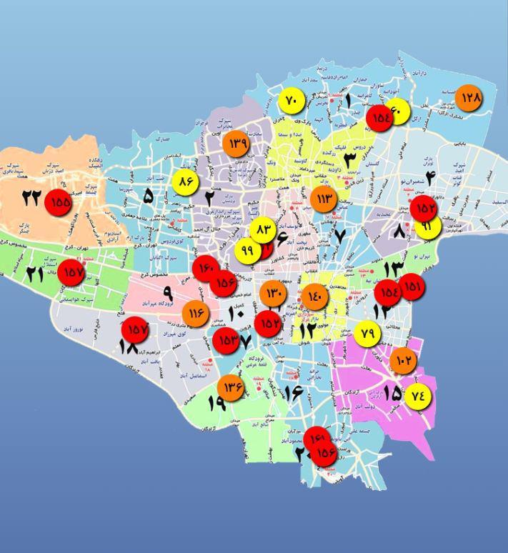 راه حل شما برای آلودگی هوای تهران چیست؟