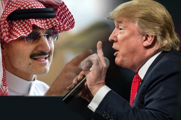 شاهزاده میلیاردر سعودی: ترامپ فردی ناسپاس و مایه شرمساری آمریکاست