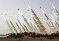 فیلم تازه منتشر شده جهاد اسلامی از حمله راکتی به رژیم صهیونیستی