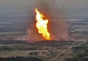 انفجار خط لوله نفت در مصر بیش از بیست کشته و زخمی بر جا گذاشت