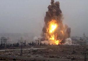 وقوع انفجاری مهیب در اورفه ترکیه