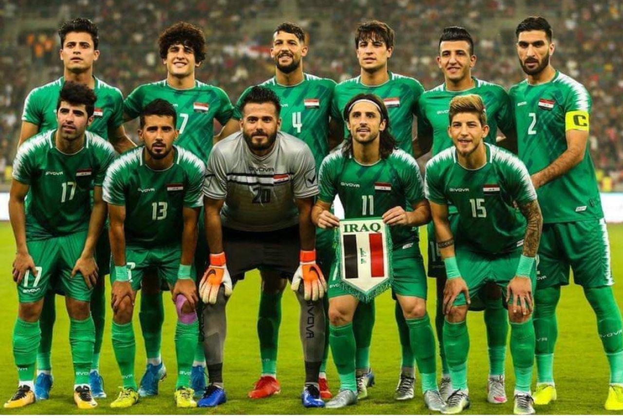 شباهت عجیب تیمهای ملی فوتبال عراق و ایران