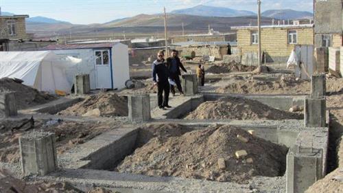 ساخت و تعمیر بیش از ۱۰۲ هزار واحد مسکونی