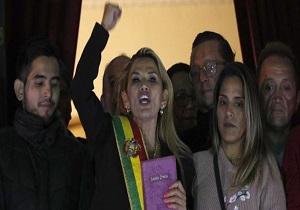 رئیسجمهور خودخوانده بولیوی خواستار برگزاری انتخابات زودهنگام شد