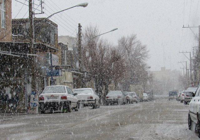 برف و سرما در راه استان مرکزی / هواشناسی اطلاعیه هشدار صادر کرد