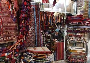 هفته بازار صنایع دستی در استان کرمانشاه