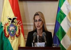 رئیسجمهور خودخوانده بولیوی گوایدو را به رسمیت شناخت