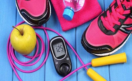 دیابت را با ورزش کنترل کنید/ مهار دیابت با ورزش