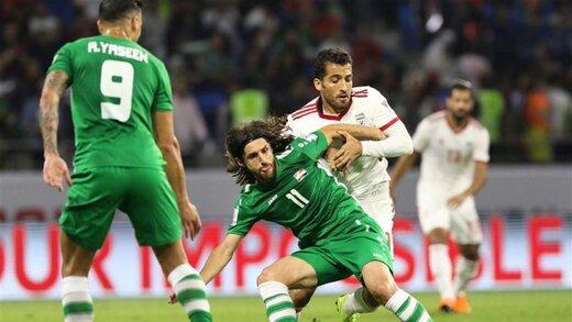 باشگاه خبرنگاران -عراق شناخت خوبی از ایران دارد/ اگر صعود نکنیم فدراسیون مقصر است
