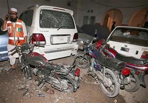 کشته شدن یک مقام ارشد پلیس پاکستان و زخمی شدن دو نفر در حمله افراد مسلح