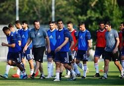 پخش زنده دیدار فوتبال ایران و عراق