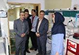 باشگاه خبرنگاران -بازدید معاون درمان وزارت بهداشت از بیمارستان امام خمینی (ره) مهاباد