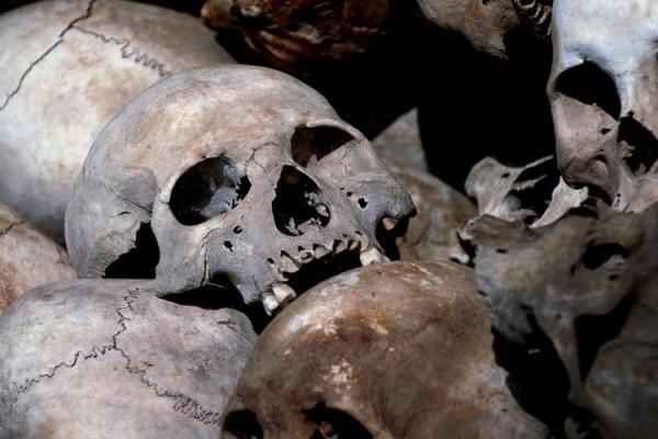 عجیبترین مراسم تدفین در جهان + تصاویر