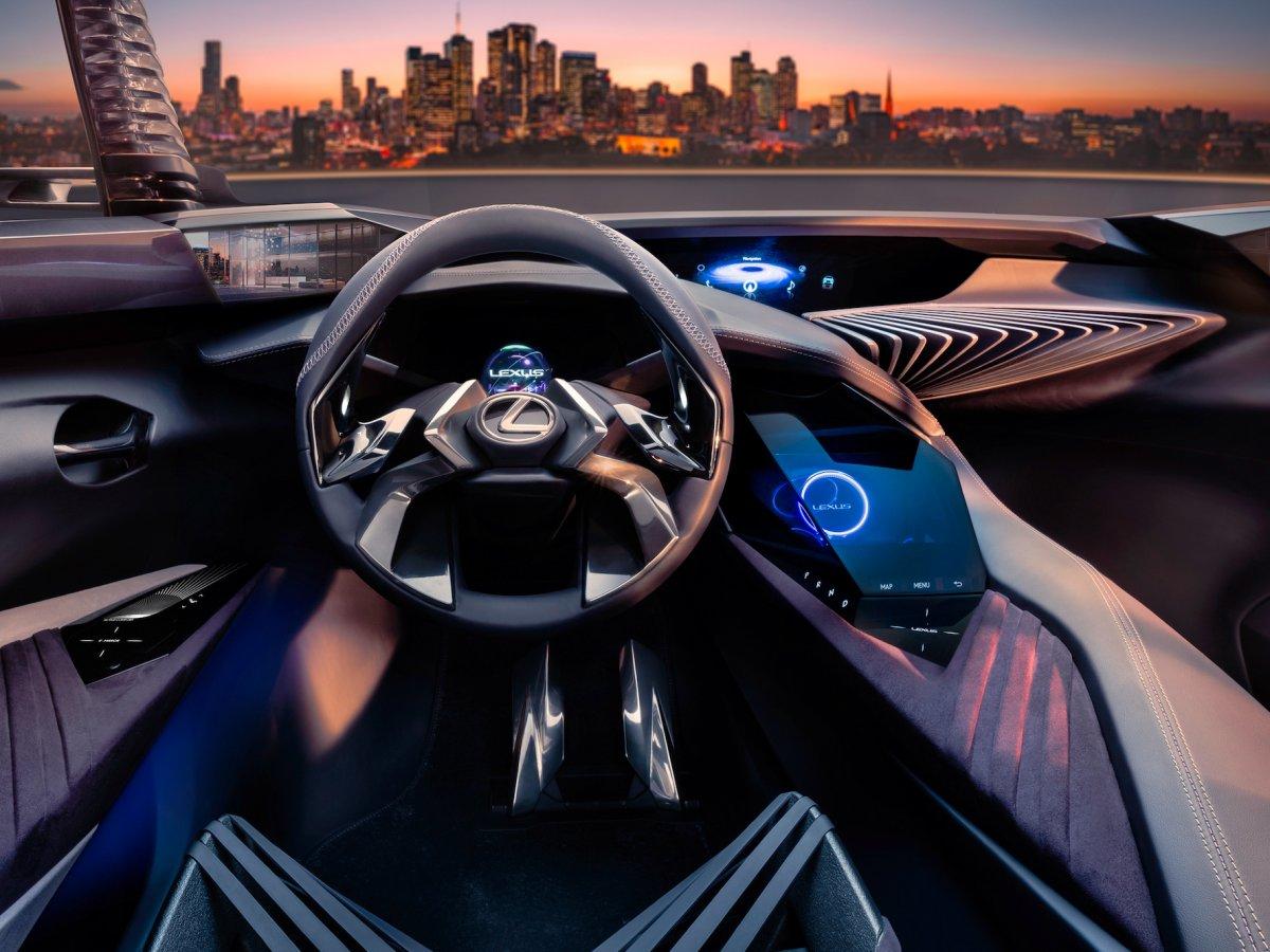 ۱۱ فناوری آیندهنگر در خودروها + تصاویر