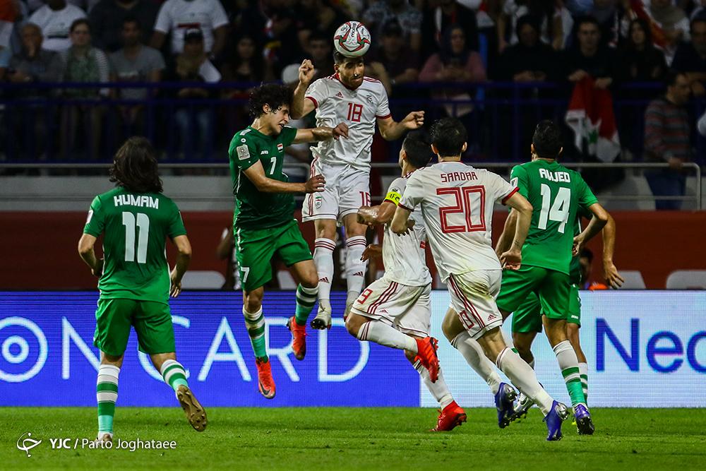 پخش زنده دیدار فوتبال ایران و عراق + لینک و تاریخچه
