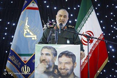 مراسم گرامیداشت شهید تهرانی مقدم