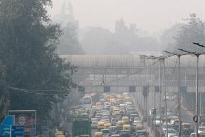 بسته شدن مدارس پایتخت هند در پی آلودگی شدید هوا
