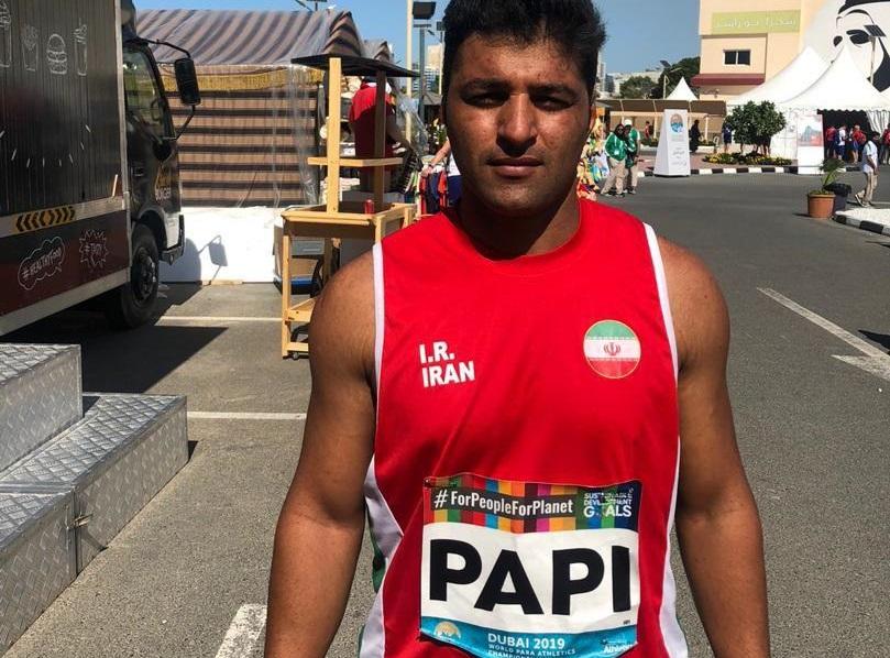 پاپی سهمیه پارالمپیک توکیو ۲۰۲۰ را بدست آورد
