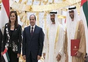 توافق تجاری ۲۰ میلیارد دلاری مصر و امارات