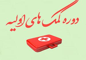 برگزاری ۱۲۱ دوره امداد و کمکهای اولیه در استان یزد