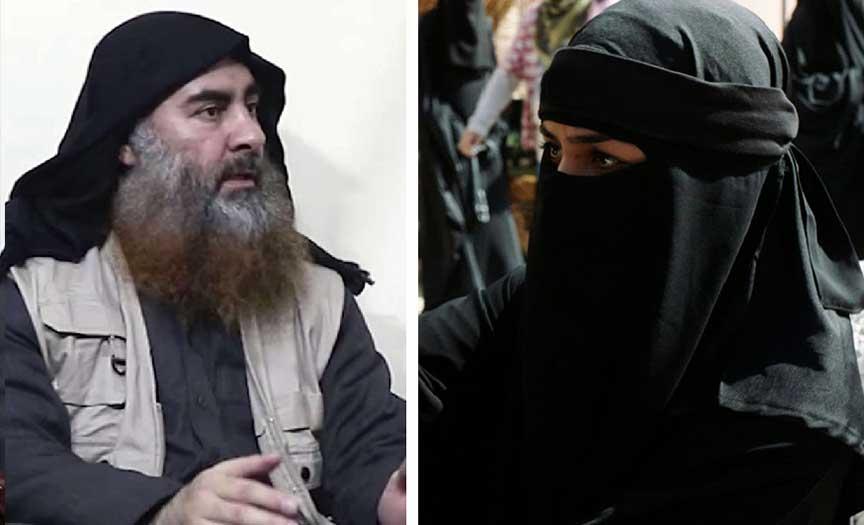بلایی که همسران البغدادی سر تازهوارد حرمسرای داعش آوردند/ «ام سیاف» فاش کرد!