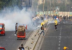 آزاد شدن شماری از تظاهرکنندگان بازداشت شده عراقی
