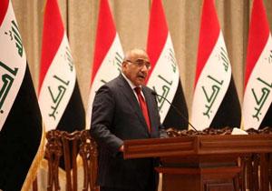 نخست وزیر عراق بر حق تظاهرات مسالمت آمیز تاکید کرد