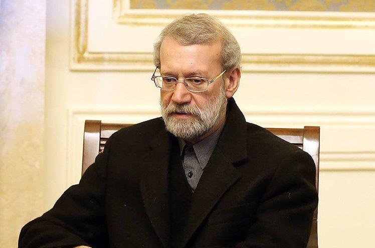 علی لاریجانی درگذشت پدر شهید آوینی را تسلیت گفت