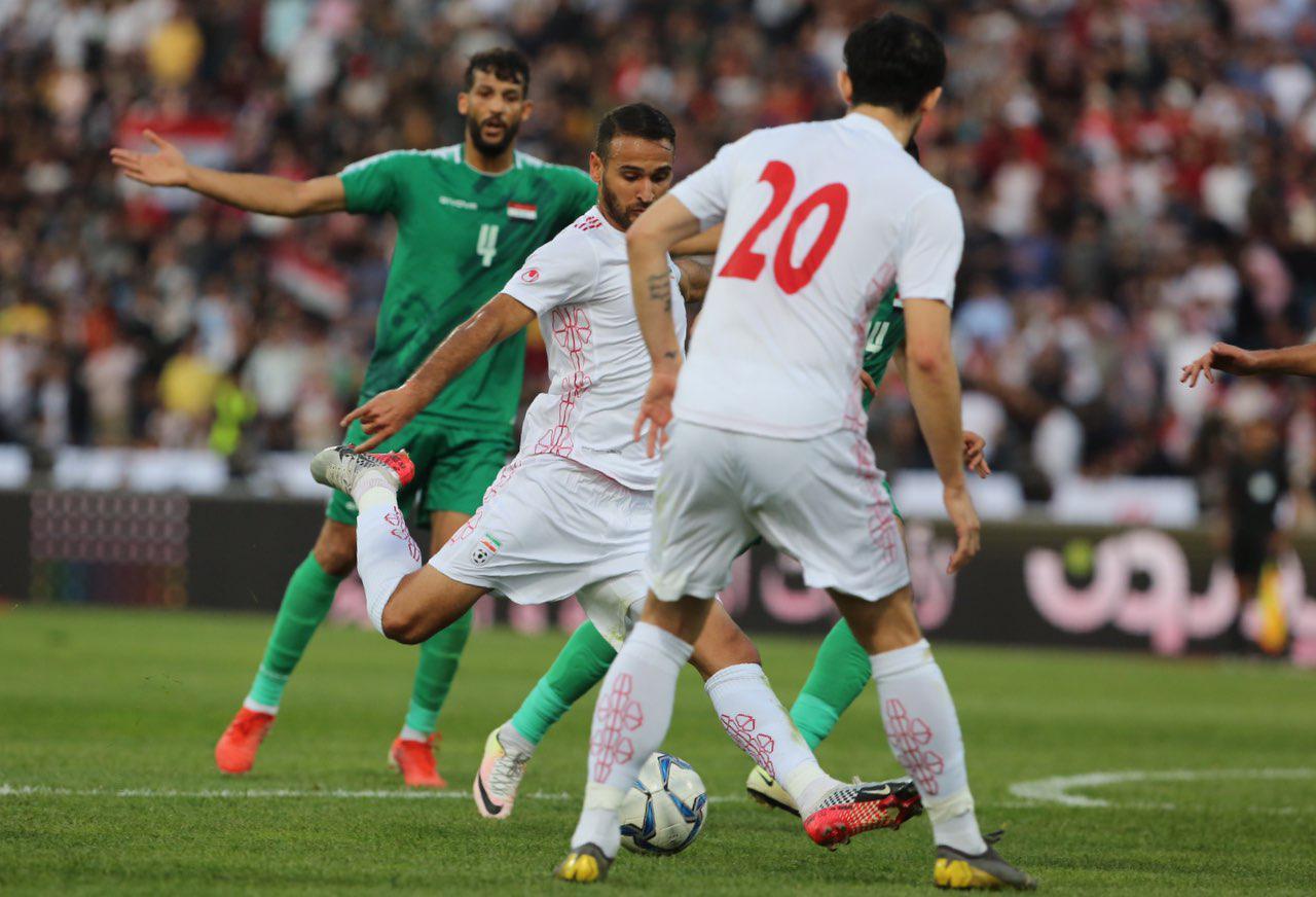 گزارش لحظه به لحظه/ عراق ۱ - ایران ۱ + حاشیهها