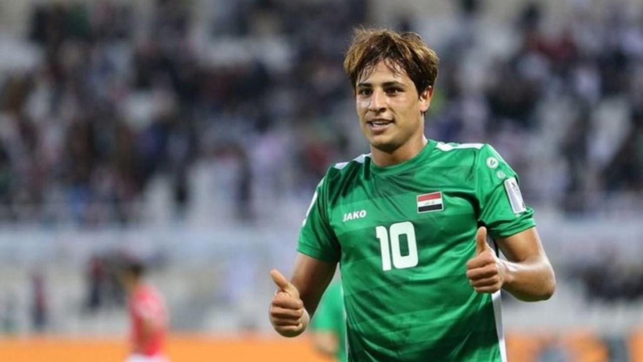 رکوردزنی مهاجم عراق در دیدار مقابل تیم ملی فوتبال ایران