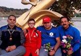 باشگاه خبرنگاران -قایقران مهابادی مدال طلا مسابقات آبهای آرام قهرمانی کشور را از آن خود کرد