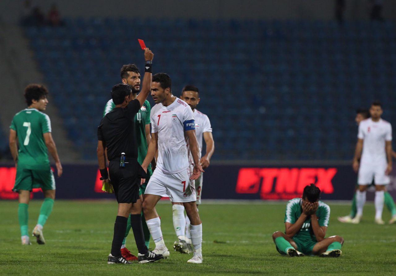 تاریخ برای تیم ملی فوتبال ایران مقابل عراق تکرار شد