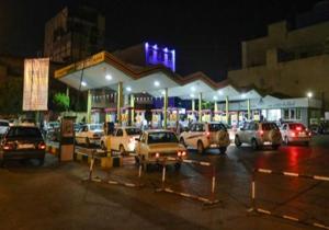 وضعیت جایگاههای بنزین در نقاط مختلف تهران + فیلم